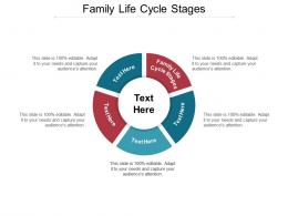 family life cycle stages ppt powerpoint presentation infographics layout cpb