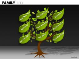 Family Tree ppt 10