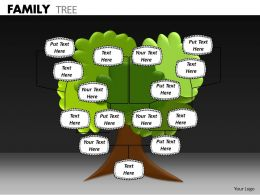 Family Tree ppt 7