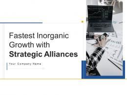 Fastest Inorganic Growth With Strategic Alliances Powerpoint Presentation Slides