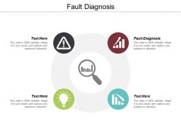 Fault Diagnosis Ppt Powerpoint Presentation Ideas Layouts Cpb