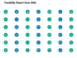 Feasibility Report Icons Slide Growth L480 Ppt Powerpoint Presentation Shapes