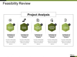 Feasibility Review Powerpoint Slide Presentation Tips