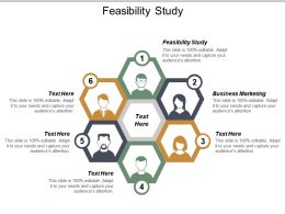 Feasibility Study Ppt Powerpoint Presentation Gallery Designs Cpb