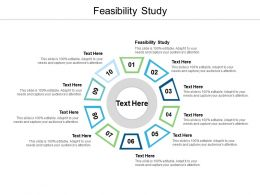 Feasibility Study Ppt Powerpoint Presentation Model Master Slide Cpb