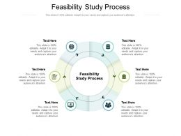 Feasibility Study Process Ppt Powerpoint Presentation Summary Slide Cpb