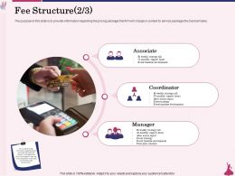 Fee Structure Timeline Development Ppt Powerpoint Presentation Pictures Introduction