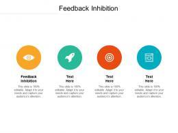 Feedback Inhibition Ppt Powerpoint Presentation Slides Infographics Cpb