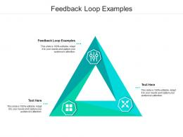 Feedback Loop Examples Ppt Powerpoint Presentation Infographics Format Cpb
