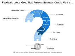 Feedback Loops Good New Projects Business Centric Mutual Understanding