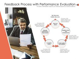 Feedback Process With Performance Evaluation