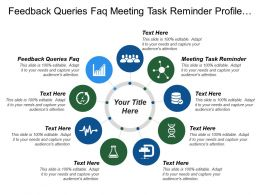 Feedback Queries Faq Meeting Task Reminder Profile Assessment