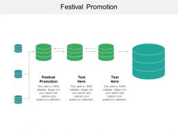 Festival Promotion Ppt Powerpoint Presentation File Show Cpb