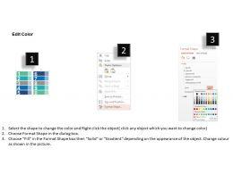 fg Zero To Nine Number Banner Diagram Flat Powerpoint Design