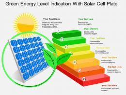 fh_green_energy_level_indication_with_solar_cell_plate_powerpoint_template_Slide01