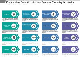 Fiaccabrino Selection Arrows Process Empathy And Loyalty