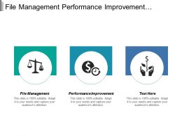 File Management Performance Improvement Enterprise Risk Management Organizations Leadership Cpb