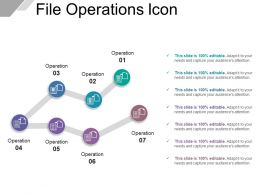 File Operations Icon