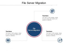 File Server Migration Ppt Powerpoint Presentation File Microsoft Cpb