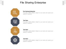 File Sharing Enterprise Ppt Powerpoint Presentation Outline Maker Cpb