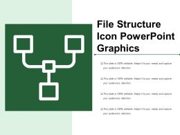 File Structure Icon Powerpoint Graphics