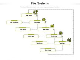 File Systems Ppt Powerpoint Presentation Layouts Designs Download Cpb