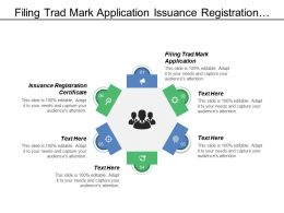 Filing Trad Mark Application Issuance Registration Certificate Stability Analysis
