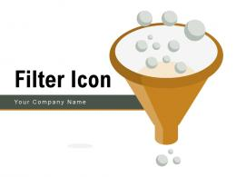 Filter Icon Document Arrows Horizontal Dollar Funnel