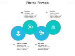 Filtering Firewalls Ppt Powerpoint Presentation Summary Cpb
