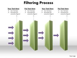 filtering process powerpoint slides 5