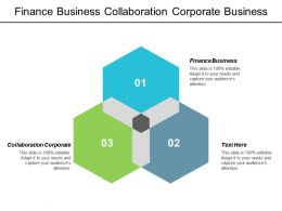 Finance Business Collaboration Corporate Business Data Security Business Strategy Cpb