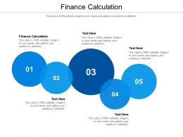Finance Calculation Ppt Powerpoint Presentation Slides Gridlines Cpb