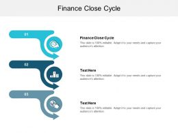 Finance Close Cycle Ppt Powerpoint Presentation Layouts Gridlines Cpb