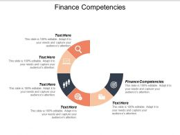 Finance Competencies Ppt Powerpoint Presentation Styles Sample Cpb