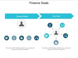 Finance Deals Ppt Powerpoint Presentation Outline Images Cpb