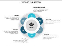 Finance Equipment Ppt Powerpoint Presentation Gallery Slide Download Cpb