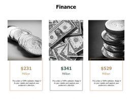 Finance Investment J204 Ppt Powerpoint Presentation File Designs