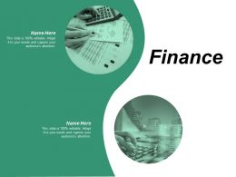 Finance Investment Ppt Powerpoint Presentation Professional Background Images