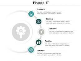 Finance It Ppt Powerpoint Presentation Model Infographics Cpb