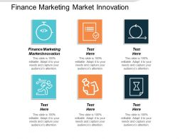 Finance Marketing Market Innovation Ppt Powerpoint Presentation File Templates Cpb