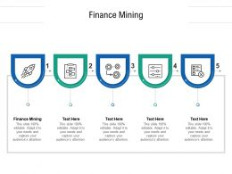 Finance Mining Ppt Powerpoint Presentation Pictures Rules Cpb