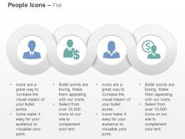 Finance People Team Member Female Ppt Icons Graphics