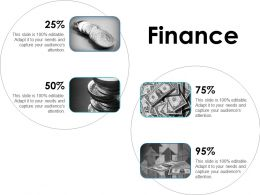 Finance Ppt Icon Design Inspiration
