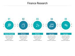 Finance Research Ppt Powerpoint Presentation Infographics Graphics Download Cpb