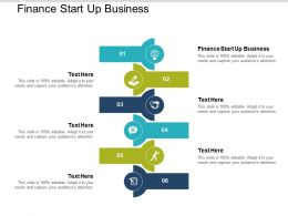 Finance Start Up Business Ppt Powerpoint Presentation Icon Gridlines Cpb