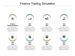 Finance Trading Simulation Ppt Powerpoint Presentation Portfolio Cpb