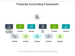 Financial Accounting Framework Ppt Powerpoint Presentation Infographic Template Show Cpb