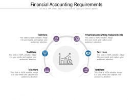 Financial Accounting Requirements Ppt Powerpoint Presentation Infographic Template Rules Cpb