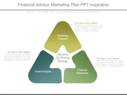 Financial Advisor Marketing Plan Ppt Inspiration