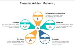 Financial Advisor Marketing Ppt Powerpoint Presentation Icon Samples Cpb